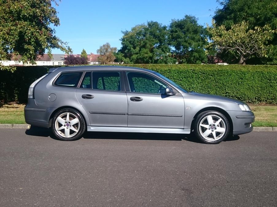 Saab 9 3 SportWagen Auto