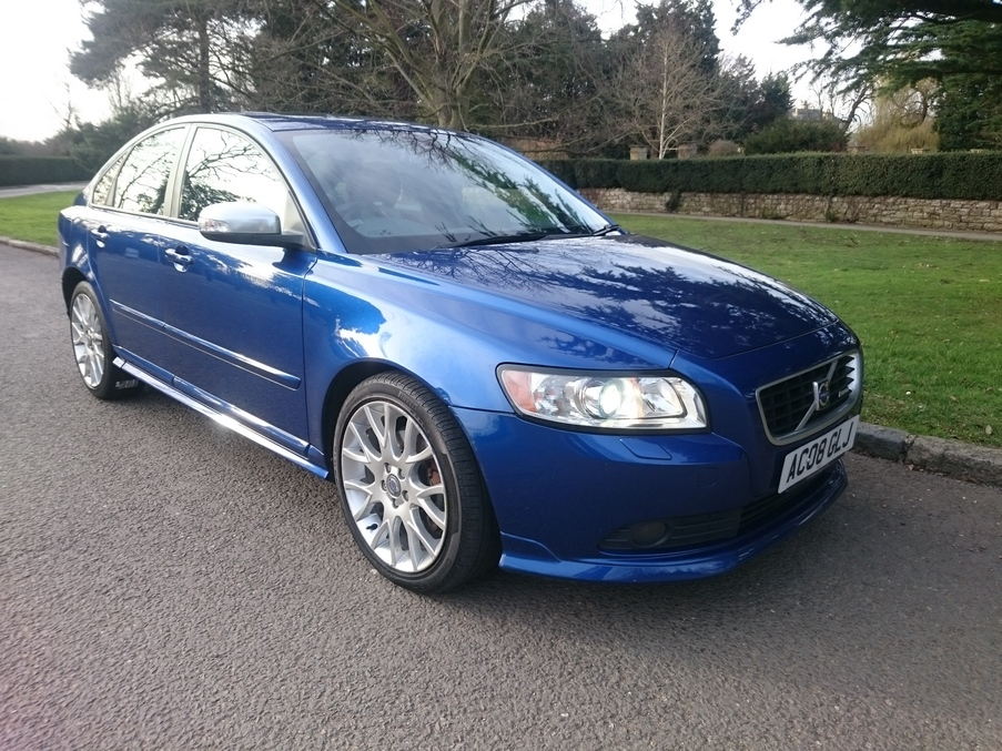 Volvo S40 R Design Sport Kent And Surrey Used Cars